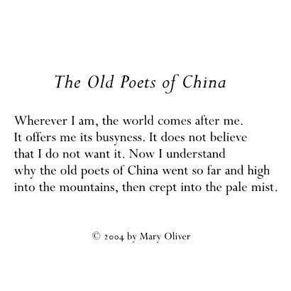 Pin By Ana Durand On Buddha Mind Mary Oliver Poems Soul Poetry