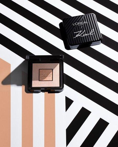 C Est La Beaute De La Collection De Maquillage Karl Lagerfeld X L Oreal Paris Qui Peut Deja Etre Notre Collection De Maquillage L Oreal Paris Maquillage L Oreal