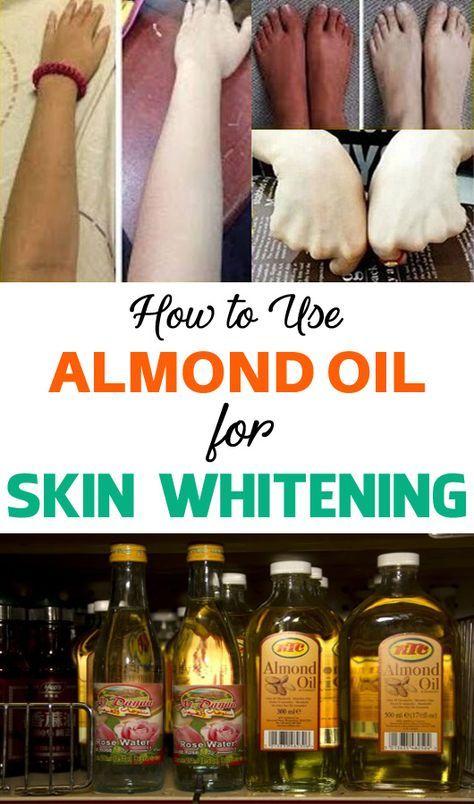 Pin On Almond Oil