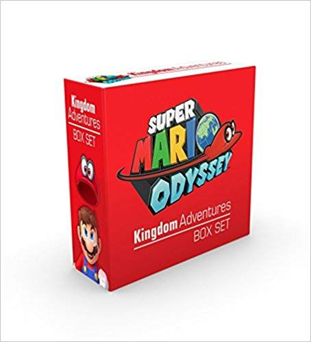 Super Mario Odyssey Kingdom Adventures Box Set Prima Games