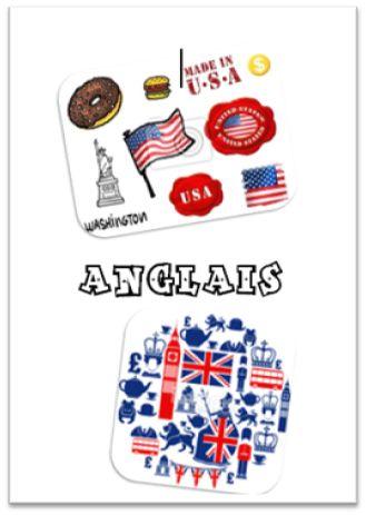 Page De Garde Intercalaire Anglais Page De Garde Anglais