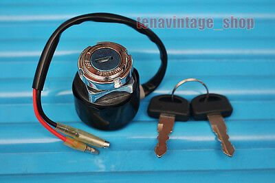 Honda Cb100 Cb125s Cl90 Cl 70 90 100 125 Sl Xl 100 S90 Cs90 Ignition Switch Key Ebay Honda Ignite Ebay
