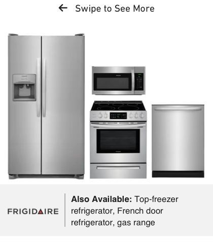 Kitchen Appliance Packages Appliance Bundles At Lowe S In 2020