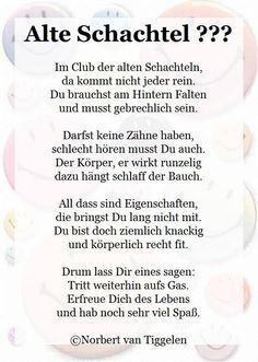 Geburtstag Rede Lustig