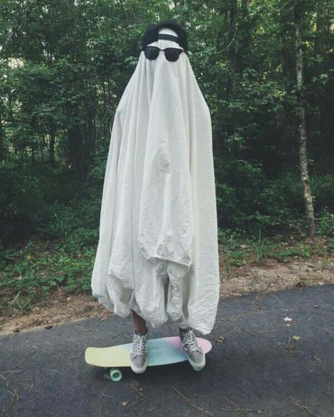 Halloween Aesthetic Ghost With Tenor, maker of GIF