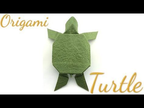 Easy Origami Step By Step Turtle - All About Craft | 355x473