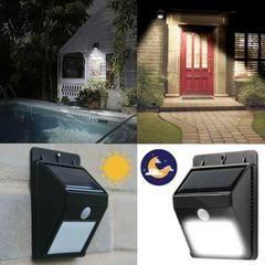 Outdoor Motion Sensor 6 Led Light
