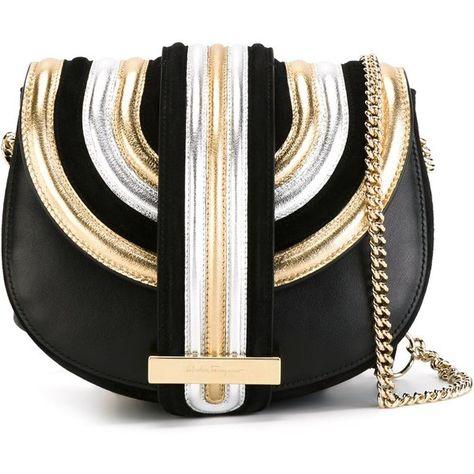 Salvatore Ferragamo Sue Crossbody Bag ( 1,726) ❤ liked on Polyvore  featuring bags, handbags c9684eb3bf