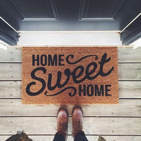 Threshold™ Home Sweet Home Doormat 18x30 : Target