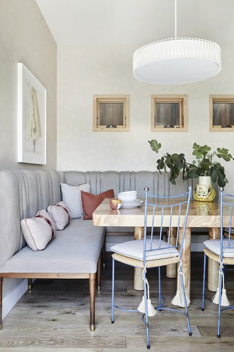 Breakfast Nook with Banquette