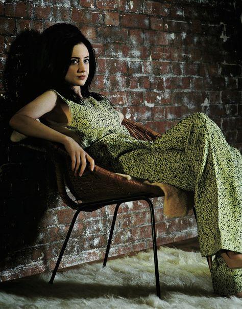 Andrea Riseborough - Page - Interview Magazine