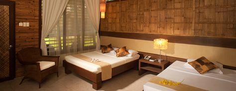 Camiguin Island Resort Hotels In Accommodation Home Design Pinterest