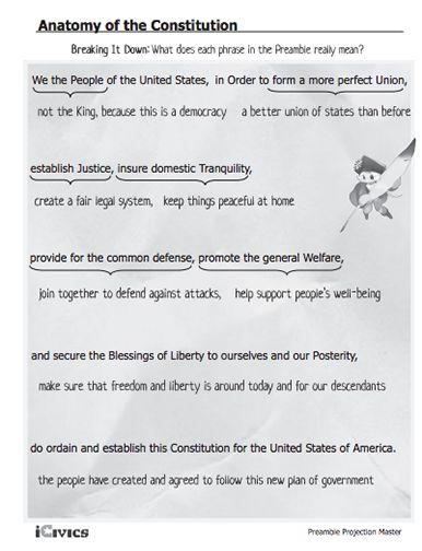 Amendments Quiz   Folder   Pinterest   Middle school history ...