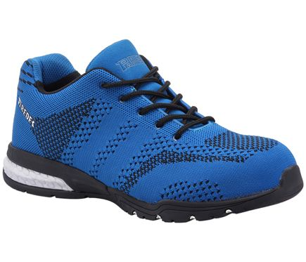 Zapatos De Seguridad Paredes Monaco S1 Azul T40 Leroy Merlin Zapatos De Seguridad Zapatos Hombre Calzado Deportivo