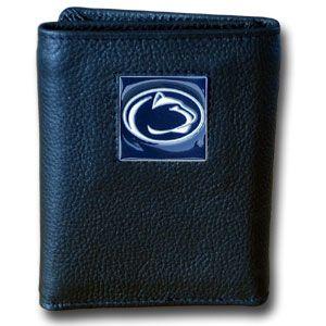 NCAA Georgia Bulldogs Nylon Trifold Wallet