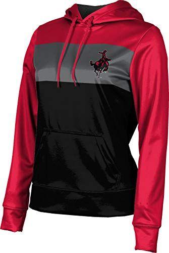 School Spirit Sweatshirt Ripple Caldwell University Girls Pullover Hoodie