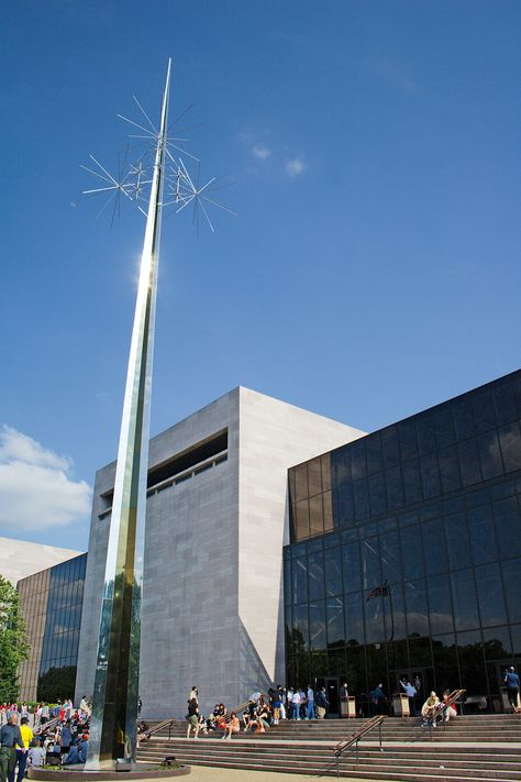 National Air & Space Museum in Washington DC has the largest collection of historic air and spacecraft in the world