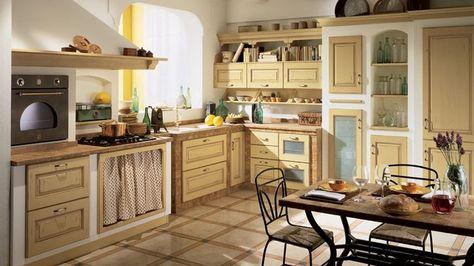 Cucina in muratura Scavolini | Kitchen | Pinterest | Muratura ...