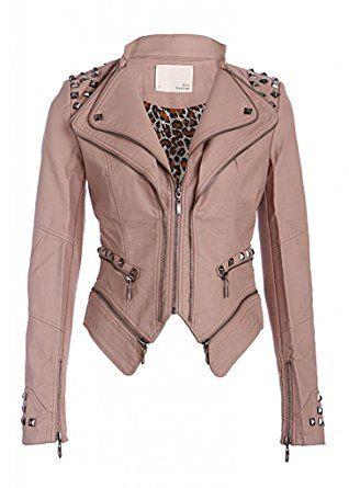 Ahnliches Foto Lederjacke Frauen Jacken Jacken Frauen