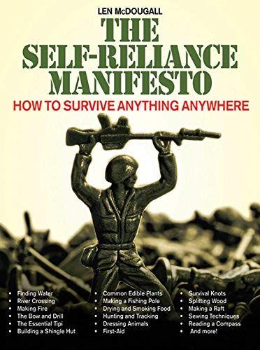 Download Pdf The Selfreliance Manifesto How To Survive Anything