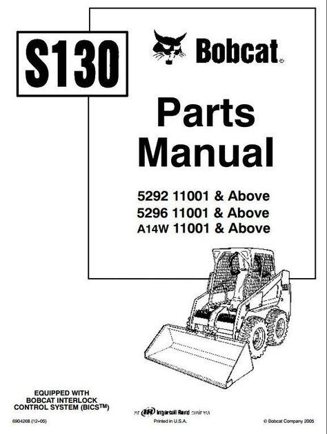 BobCat Truck Manuals: лучшие изображения (24
