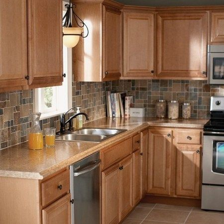 Pin By Lisa Smith On Luxurious Homes Kitchen Remodel Small Home Depot Kitchen Kitchen Remodeling Projects