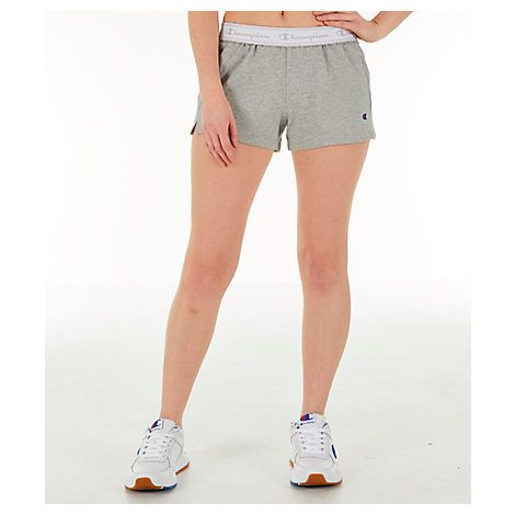champion cotton shorts womens