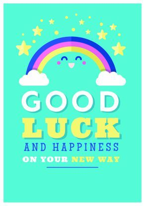 Good Luck Card Template 13 Templates That Bring Good Luck Charm Template Sumo Good Luck Cards Goodbye And Good Luck New Job Card