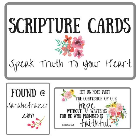 photo about Bible Verse Cards Printable known as Pinterest