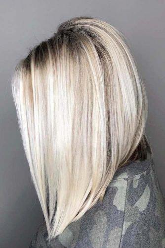22++ Medium length blonde bob hairstyles ideas
