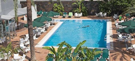 Hotel RH Royal - Piscina