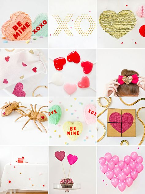 Last Minute Valentineu0027s Day DIY Projects | DIY Valentine, Holidays And  Holiday Fun