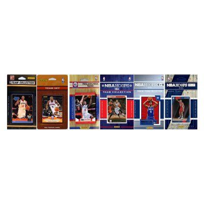 C & I Collectables NBA Licensed Trading Card Team Packs - HAWKS716TS ...