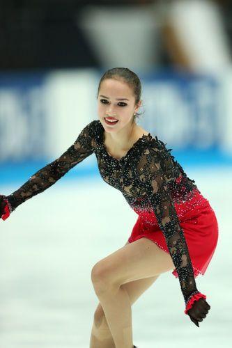 フィギュアスケート】アリーナ・ザギトワ かわいい画像まとめ