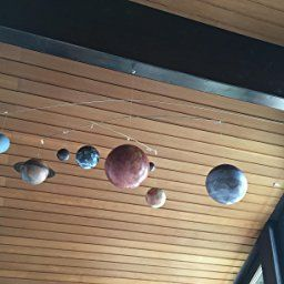Sonnensystem Mobile 10 Planeten von Authentik Models