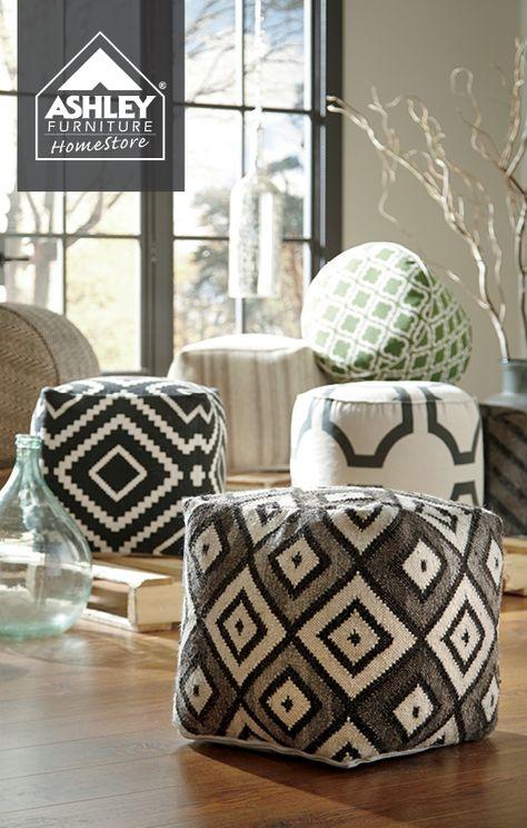 Coming Soon Poufs Ashley Furniture Homestore Ashley