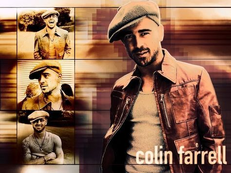 Colin Farrell Wallpaper: Colin Cool Wallpaper