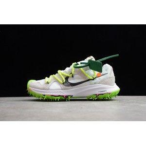 Nike Off White X Zoom Terra Kiger 5 White Cd8179 100 Off White Nike Terra