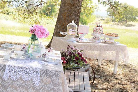 sweet tea party