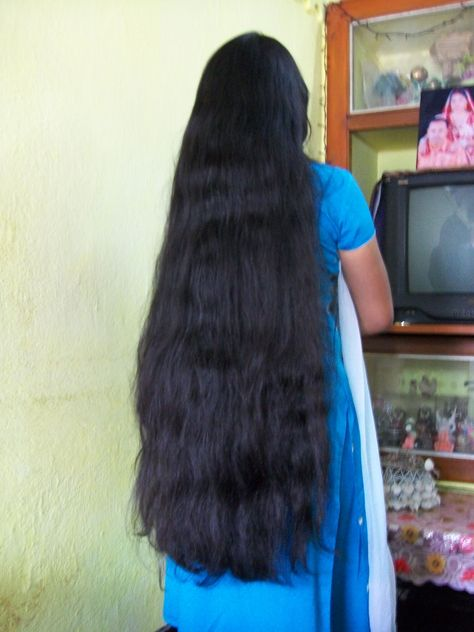 Ir9 – long hair oiling – part1