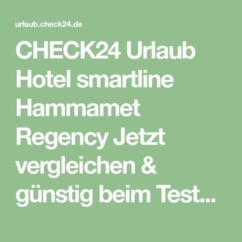 CHECK24 Urlaub Hotel smartline Hammamet Regency Jetzt