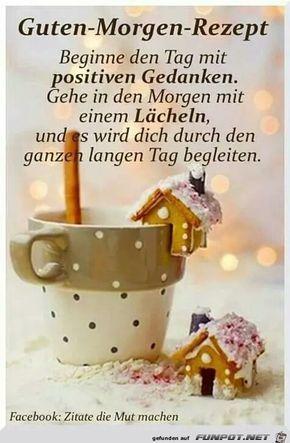 Photo of guten morgen donnerstag herbst