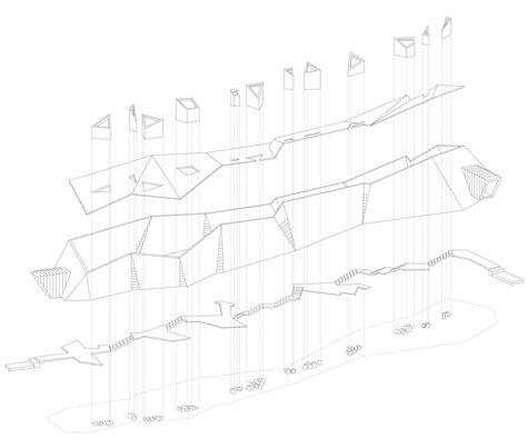 Galería de El Museo Geológico de Huevos de Dinosaurio / Wuhan HUST architecture and urban planning design institute - 9