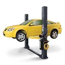 Bendpak 9 000 Lb Capacity Floor Plate Chain Over Short Lift Xpr 9s Car Lifts Two Post Lift Lifted Cars