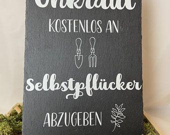Schieferplatte Turschild Gartendeko Schild In 2020 Art Quotes Chalkboard Quote Art Chalkboard Quotes