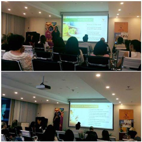 Business Presentation by Julie Buck ~ Soaring Manager Live from - business presentation