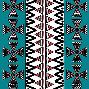 Der Luckenlosen Muster Stammesmuster Nahtloses Muster Stammes Png Und Vektor Zum Kostenlosen Download Tribal Pattern Art Tribal Pattern Drawing Tribal Pattern Wallpaper