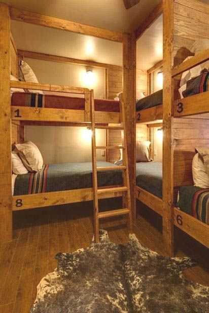 Free Diy Bunk Bed Plans Ideas That Will Save A Lot Of Bedroom Space Bunk Beds Built In Built In Bunks Cabin Bunk Beds