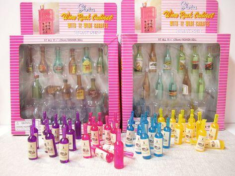 Rose Palace Dressing room /& Mirror Gloria,Barbie Size Doll  Furniture// 2609