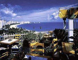 El San Juan resort, Puerto Rico. No Passport required for US Citizens!